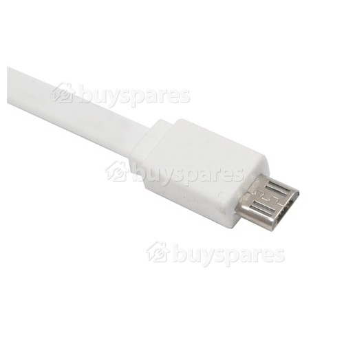 Universal 1m Micro USB To USB Male Data Cable
