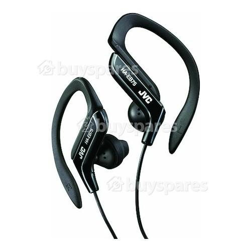 JVC HAEB75 Clip-On Earphones - Black