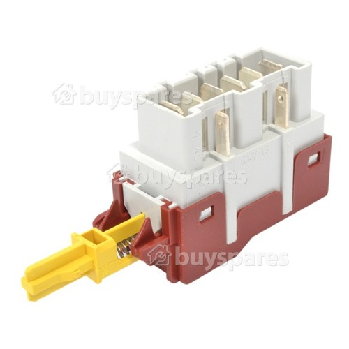 AEG Push Button / On/Off Switch : 6tag +2tag Inline