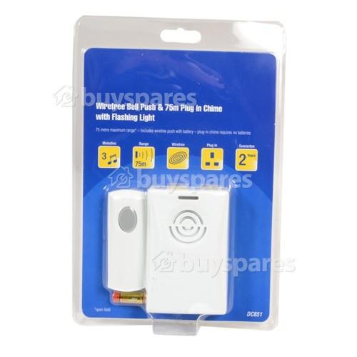 Friedland Doorman 75M Plug-In LED Chime Kit