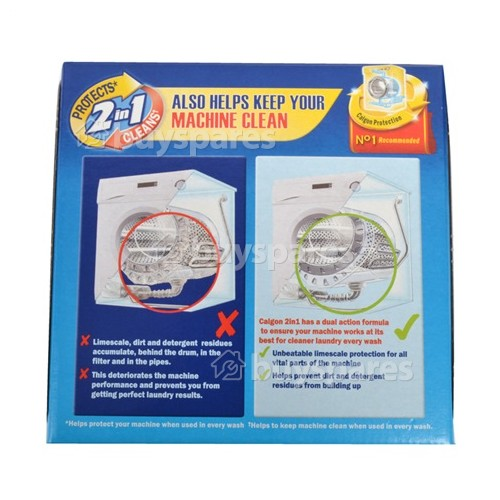 Calgon Express Ball Washing Machine Cleaner (Box Of 15)