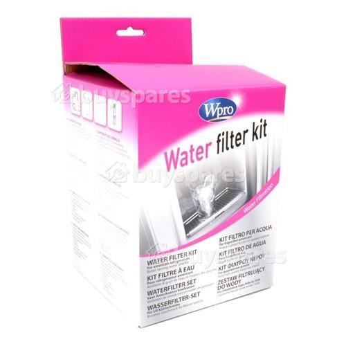 Wpro Universal Wasserfilter-Einbausatz