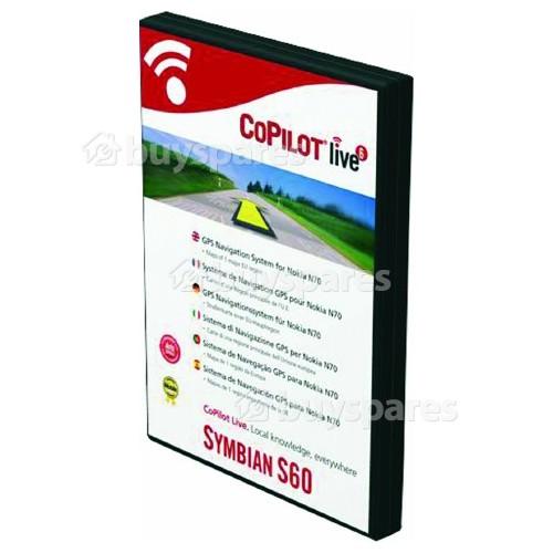 CoPilot Live 6 - Symbian S60/N70 Edition Software