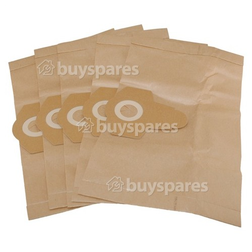 Gisowatt BAG9374 / 00 Dust Bag (Pack Of 5)