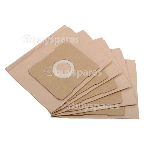 Bomann DV (35600765) Dust Bag (Pack Of 5) - BAG263