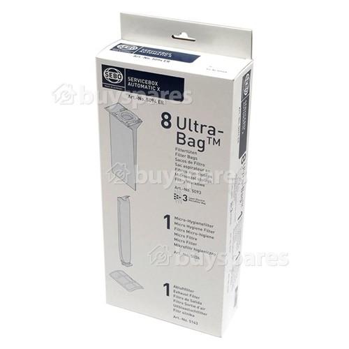 Sebo 5094ER X Series Vacuum Service Box