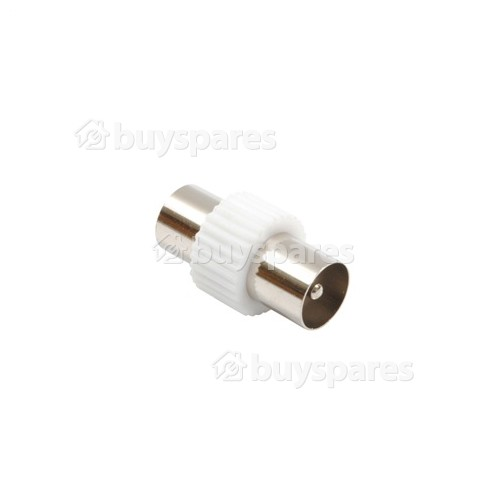 Universal Co-axial Plug To Co-axial Plug