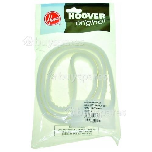 Hoover Wäschetrockner-Filzdichtung - Vorne