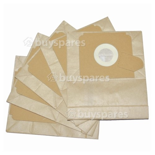 Sebo E51 Dust Bag (Pack Of 5) - BAG213