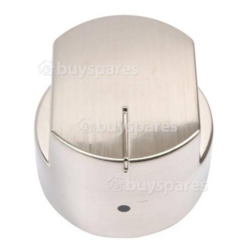 Stoves Cooker Hotplate Control Knob - Stainless Steel