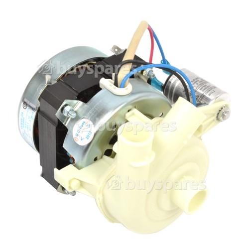 Recirculation Wash Pump Motor