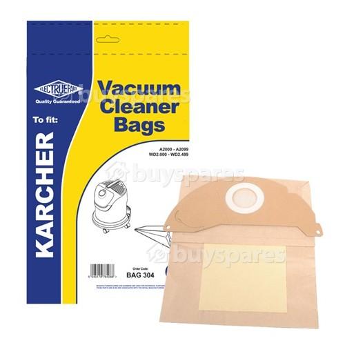 Dust Bags (Pack Of 5) - BAG304