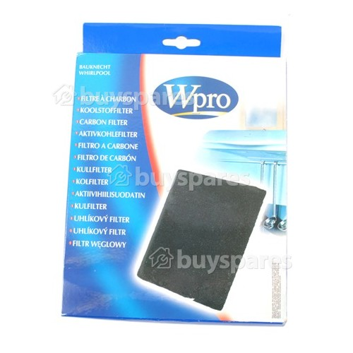 Whirlpool Type 20 Carbon Filter : CFW020 / CWF020/1 / CFWB020B / DKF43 220x180mm X 20mm Thick