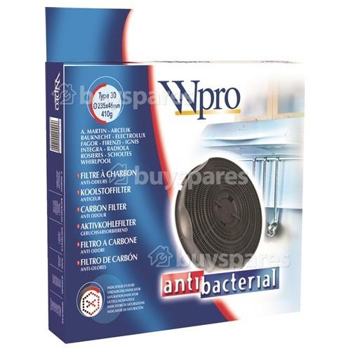 Wpro Typ 30 Kohlefilter Für Dunstabzugshauben