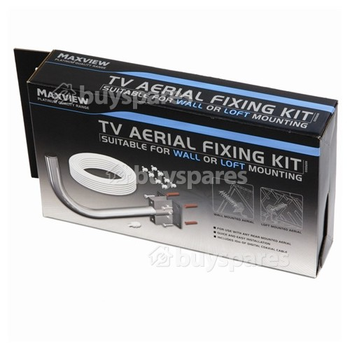 Maxview MXR0013 TV Aerial Fixing Kit