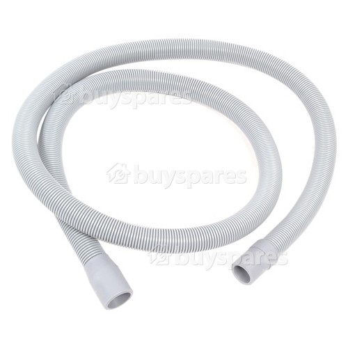 1.5mtr. Drain Hose With Straight Ends 19mm / 22mm Internal Dia.s'