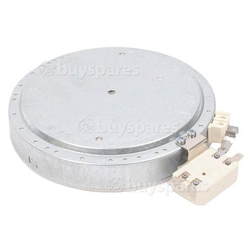 Small Ceramic Hob Hotplate Element - 1200W EGO 10. 74631. 004