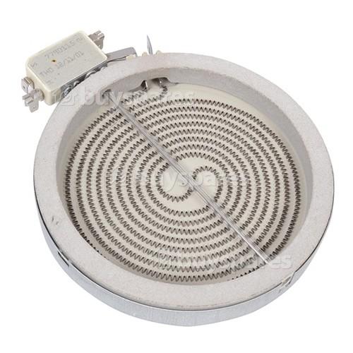 Bosch Keramik-Strahlheizkörper 1200W