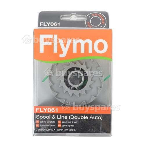Flymo FLY061 Heavy Duty Spool & Line