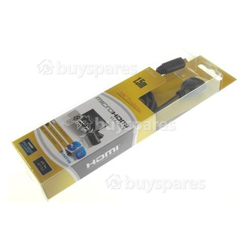 Micro D HDMI Cable