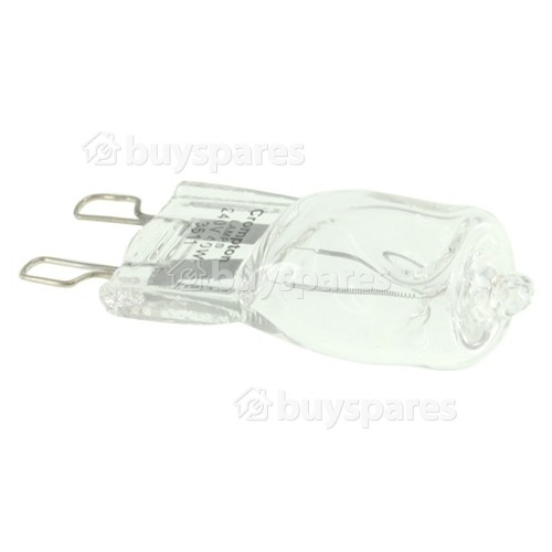 Ampoule Capsule Halogène G9 40W Pour Four Stoves