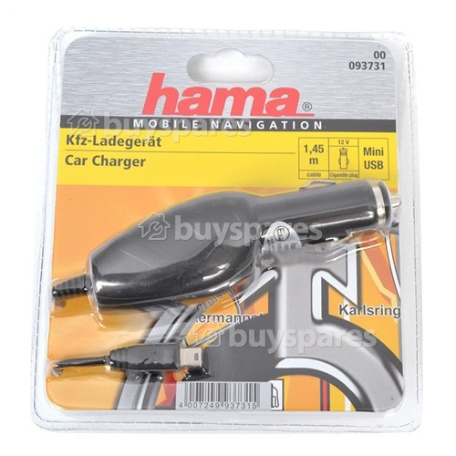 Mini Chargeur USB De Voiture (Allume Cigar) Hama