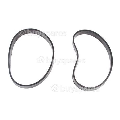 Vax Vacuum Belt DC04 & DC07 (Pack Of 2)