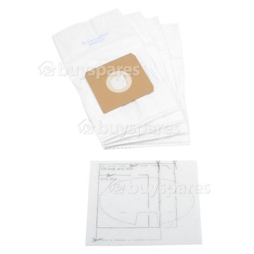 Electrolux ES66 / E66 / E66N Paper Bag (Pack Of 4)