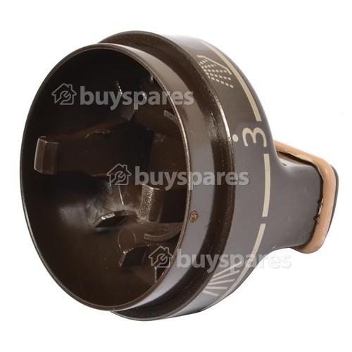 Whirlpool Timer Control Knob - Brown