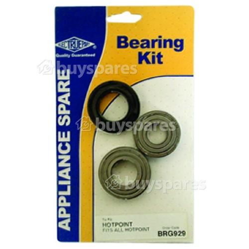 Hilton Bearing 6204zz & 6205zz & Seal 30x52x7 In Stock Kit