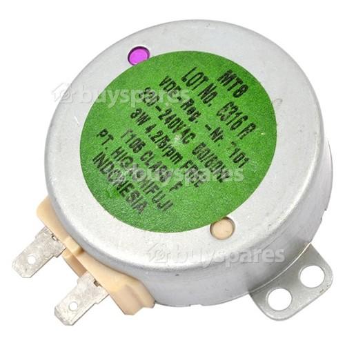 DeDietrich DME555XE1 Turntable Motor MT8 3W