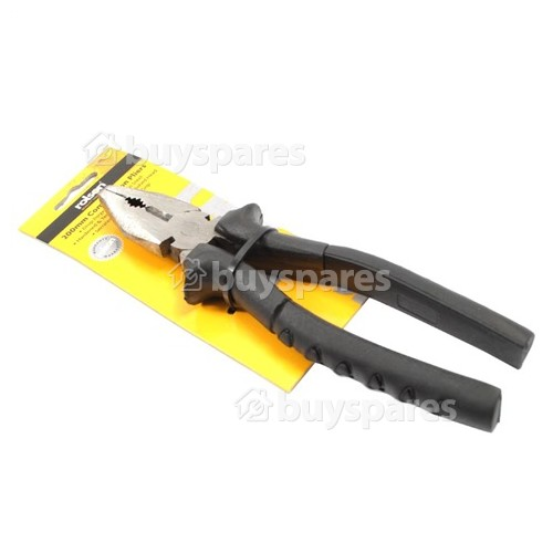 """Rolson Rolson 8 """" Combination Pliers With Non Slip Handle"""