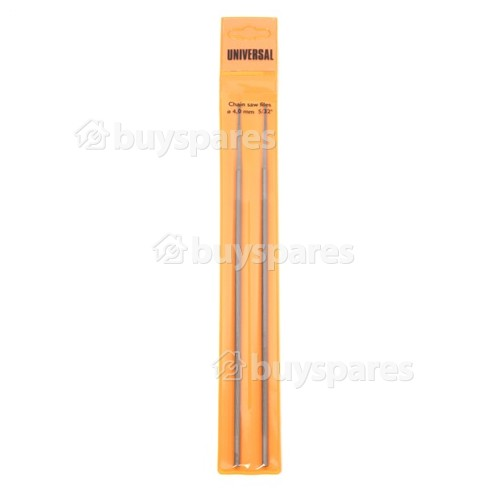 Top Craft FLO002 Rundfeile 4.0mm (2er Pack)