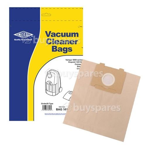 Strato Grobe 28 Dust Bag (Pack Of 5) - BAG161