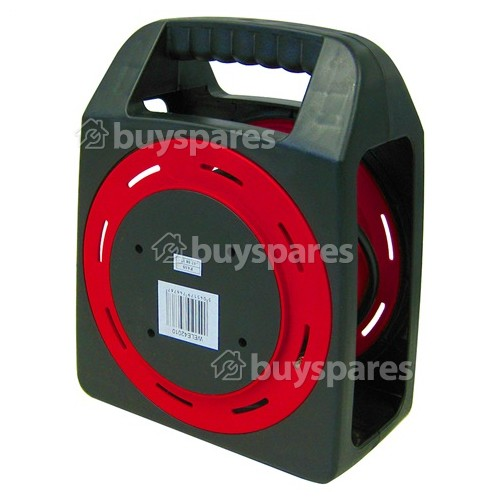 Wellco 20m 4-Socket Extension Cable Reel - UK Plug