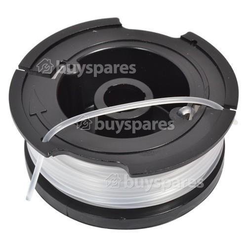 Black & Decker 10M Reflex® Spool / Line : Black / Decker Grass Trimmers With The Reflex Intelligent Cutting System GL430, GL545, GL550, GLC2000, GL560, GL570, GL580, GL540, GL340, GLC120, GL530.