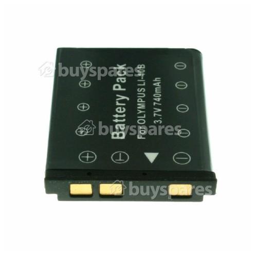 ABC Products Kompatible LI-40B/LI-42B Kamerabatterie