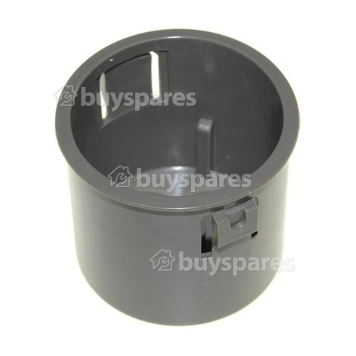 Knob Disc Grey Hotpoint