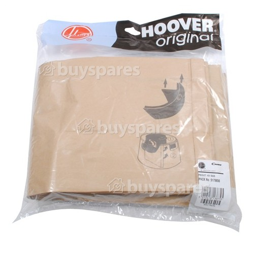 Hoover H31 Dust Bag (Pack Of 5)