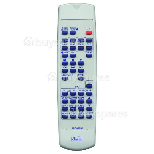 Classic IRC82035 Remote Control
