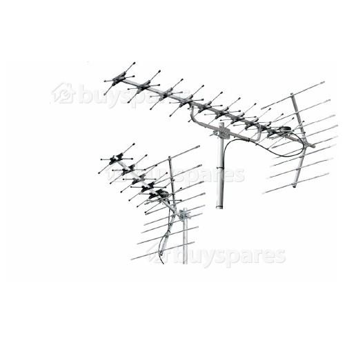 Antiference XG10EWFM TV Antenne