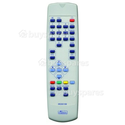 Classic FVRT101 IRC83108 Remote Control