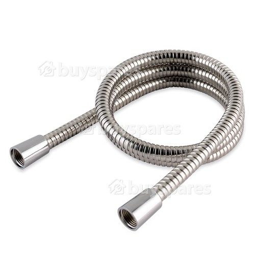 Universal Stainless Steel Shower Hose - 1. 5M