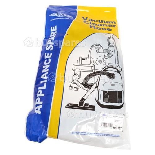 Luna Vacuum Cleaner Hose / Grip Assembly W/D 4 Lug