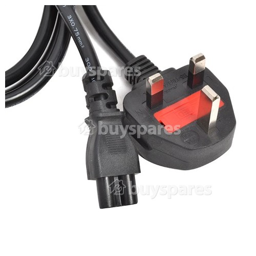 Dell Laptop AC Adaptor - UK Plug