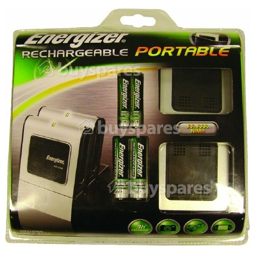 Energizer Portable Charger With Dock