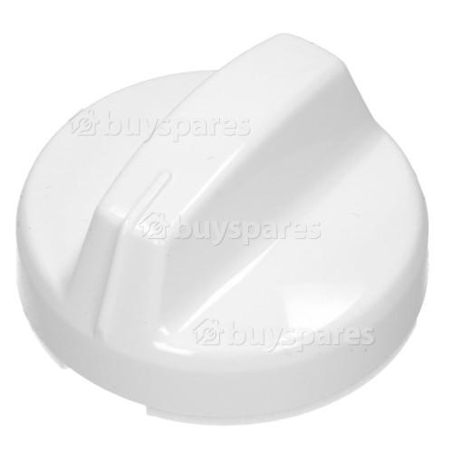 Whirlpool Programme Control Knob - White