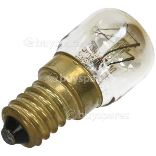 Fisher & Paykel Oven Lamp : Dr Fischer SES E14 15w 300deg 230V