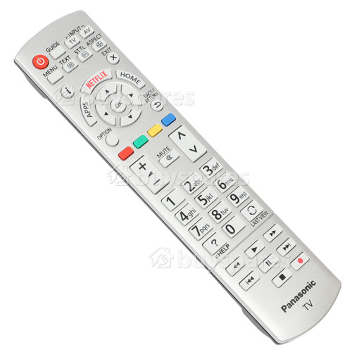 Panasonic Smart TV Remote Control