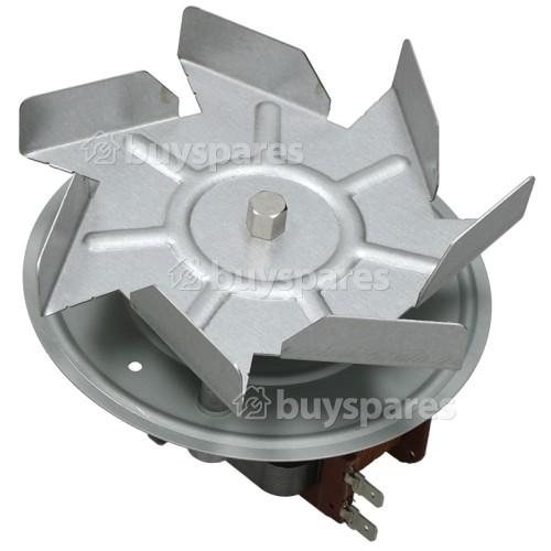 Heißluftofenmotor